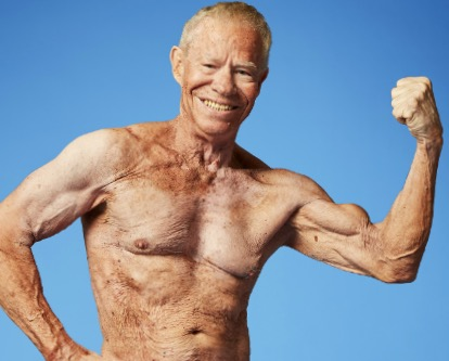 PEOPLE Magazine names Adventist 100-year-old bodybuilder 'sexiest man alive'