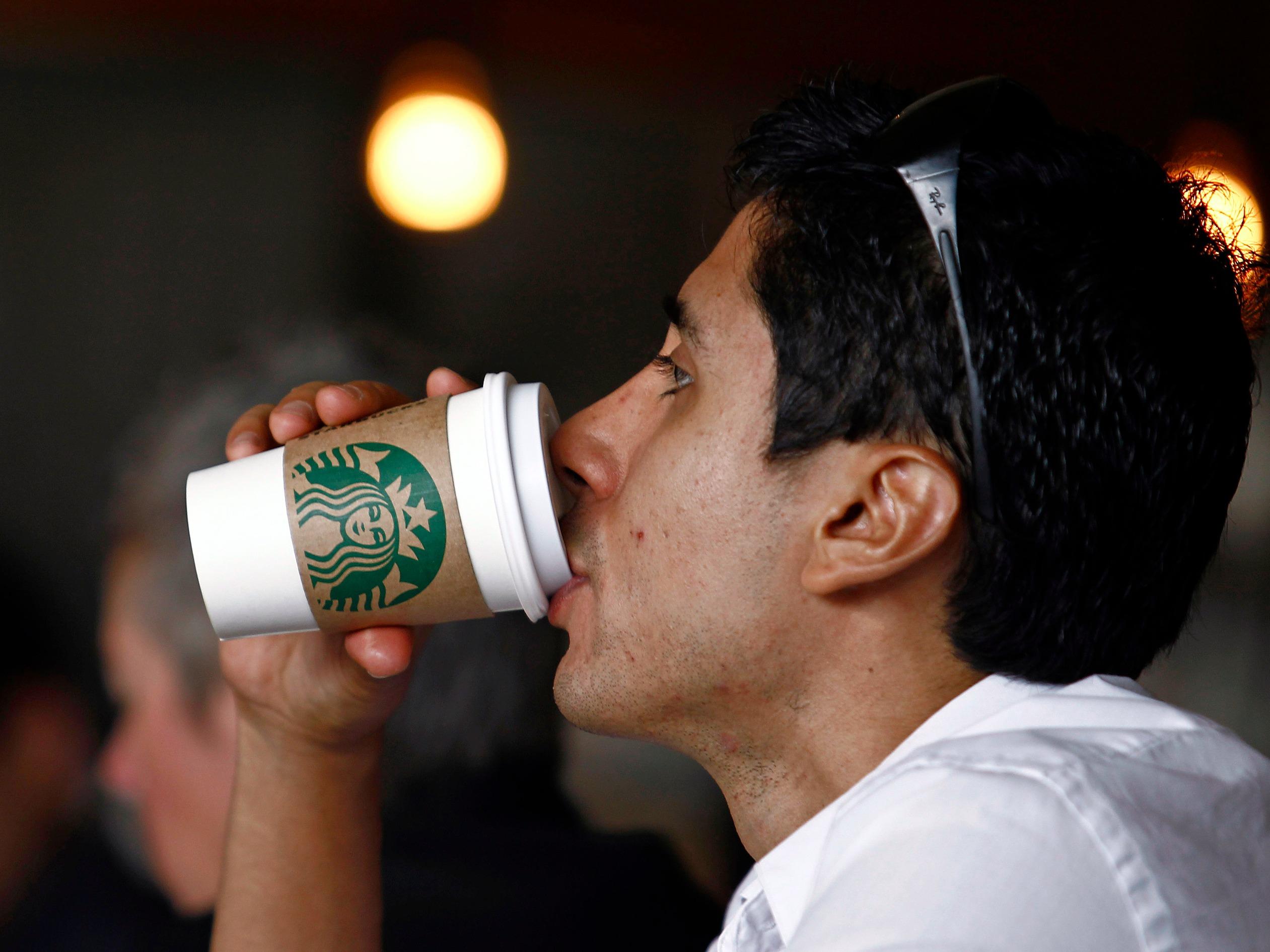 Adventist Asks: Should I Say Grace in Starbucks?