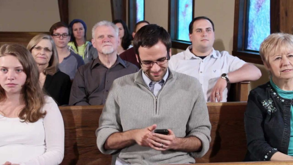 Texts written in Adventist churches to be read from pulpit