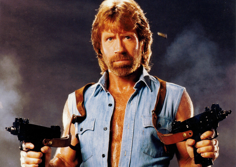 Chuck Norris hired to enforce compliance in Adventist Church