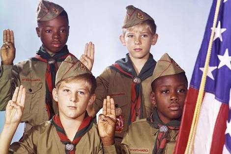 Boy Scouts Accept Girls, Join Pathfinders