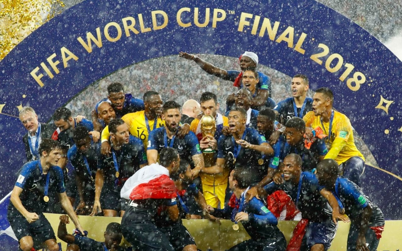 """French Adventists boast """"Total Member Involvement"""" in watching World Cup Final"""