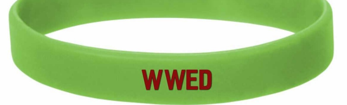 "White Estate Releases ""What Would Ellen Do?"" Bracelets"