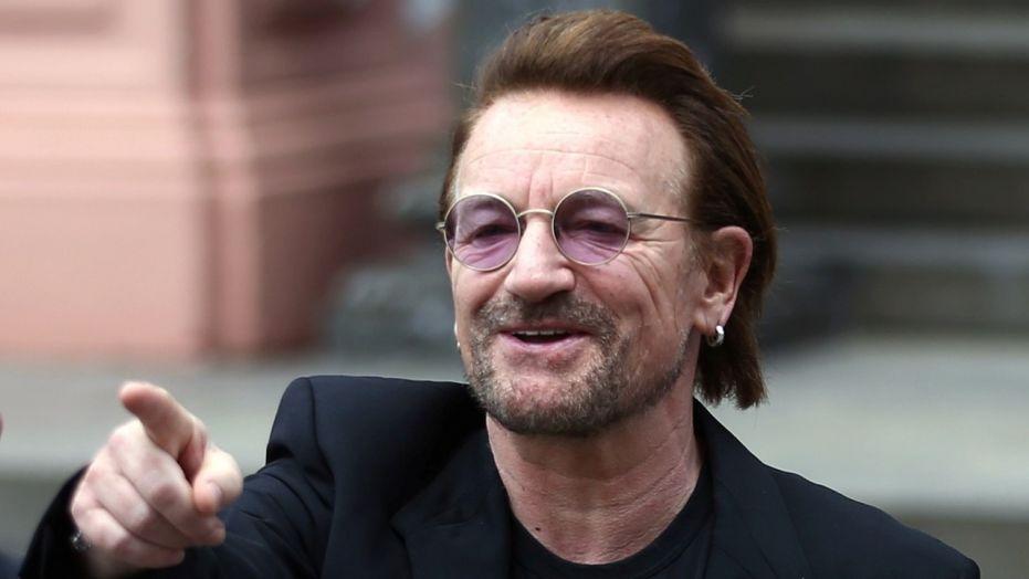 Bono Checks Into Weimar to Give Voice a NEWSTART
