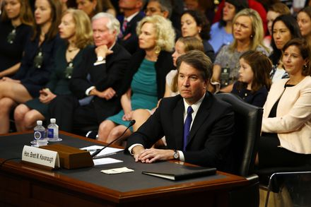 Lawmakers Demand to Know Kavanaugh's Stance on Carob