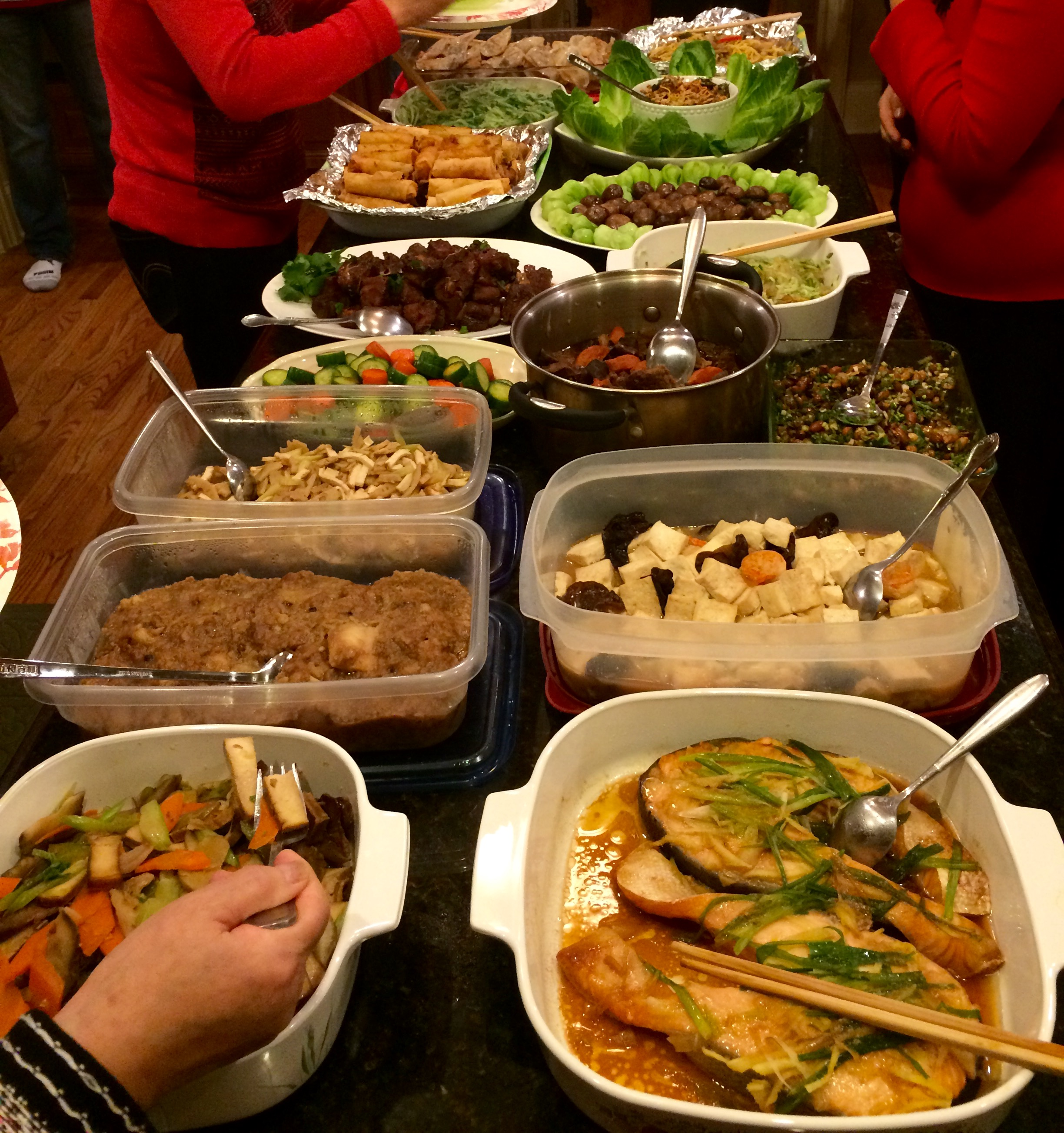 Churches to Officially Rank Potluck Dishes Each Sabbath