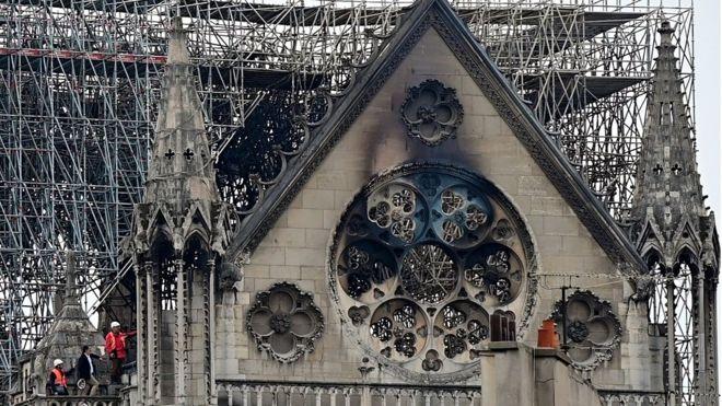Adventist Risk Management Bankrupt After Notre Dame Submits Fire Damage Claim
