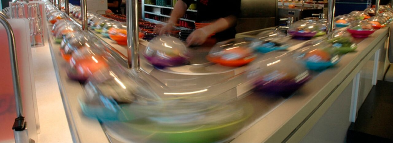 Conveyor Belts To Speed Up Adventist Potluck Lines